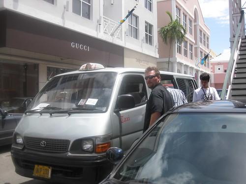 Bahamian Taxi