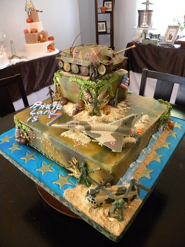 Army Soldier Birthday Cake Image Inspiration of Cake and