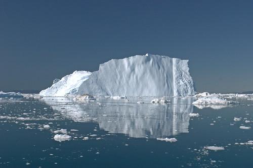 Eisberg in der Disco-Bucht 1