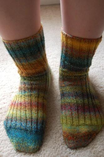 FO: Trekking socks
