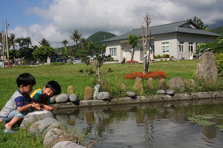 湖光山色民宿011