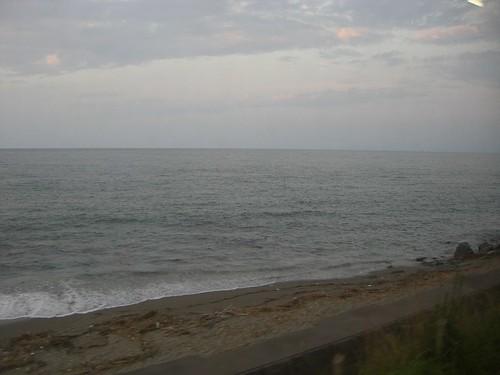 富山湾/Toyama Bay