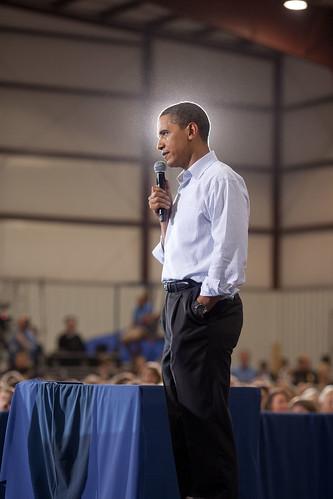 Obama's Halo