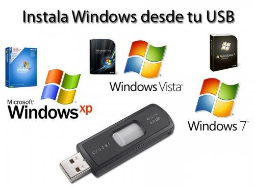 FORMATEAR CON UNA MEMORIA USB