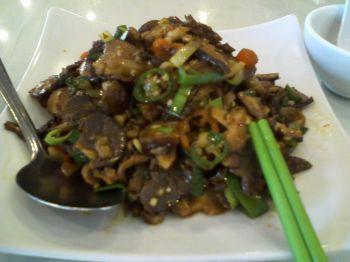Dong Ting Spring Mushroom