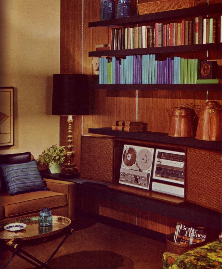 Bob Newhart's Den