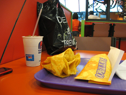 Taco Bell brunch