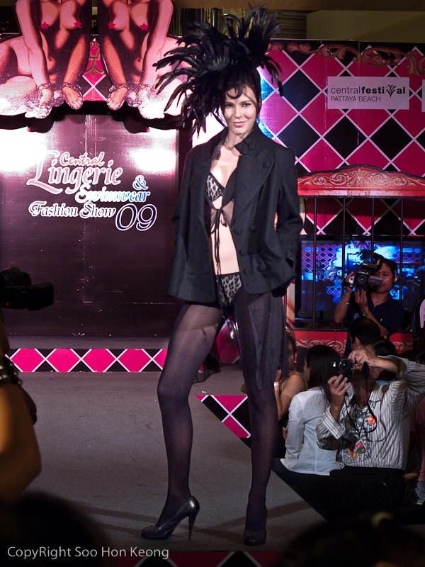 Central Lingerie & SwimWear 2009 @ Pattaya, Thailand