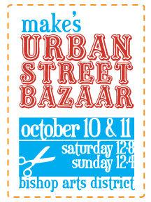 Urban Street Bazaar Flyer