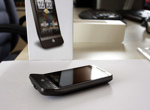 Htc Hero Gray (chin)