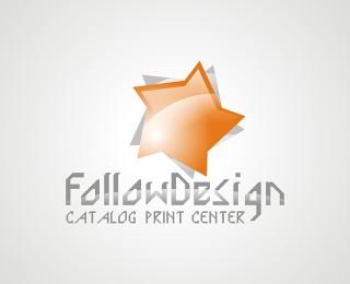 Follow Design Logo