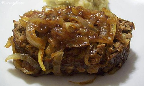 Barbecue Meatloaf