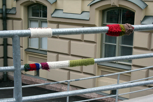 yarnbombing, 4