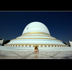 Kaunghmudaw Paya (Pagoda) - Ava / Amarapura - Myanmar (Lucie et Philippe) Tags: burma myanmar philippe birmanie langel mywinners platinumphoto impressedbeauty bestcapturesaoi