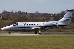 CS-DHN - 550-1098 - Netjets Europe - Cessna 550B Citation Bravo - Luton - 090404 - Steven Gray - IMG_3183