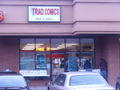 Triad Comics