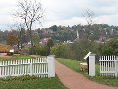 View of Galena from the home
