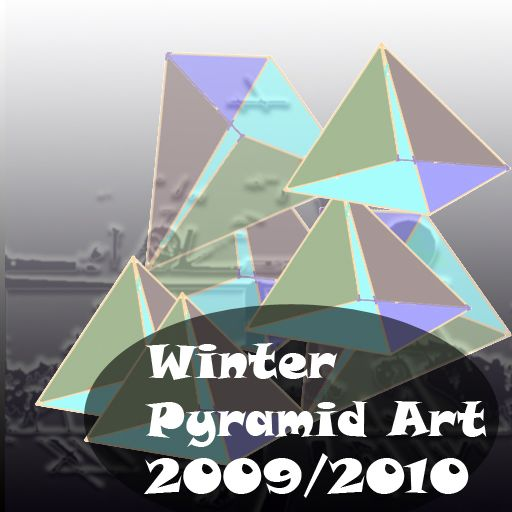Winter Pyramid Art 2009-2010-
