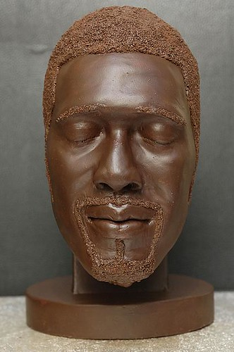 chocolate head