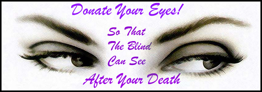 Donate Your Eyes - After Your Death | Sulekha Creative