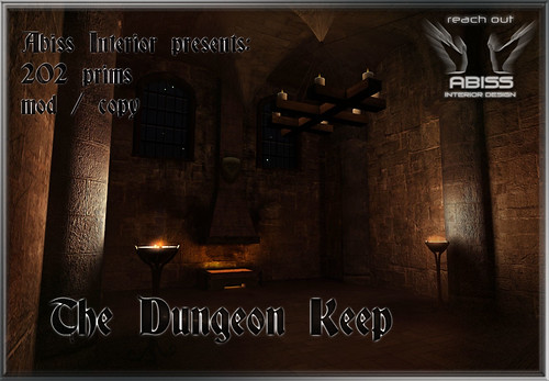 Abiss Dungeon keep
