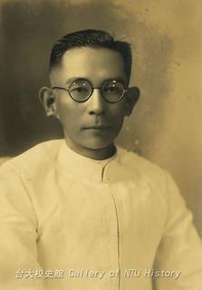 台北帝大預科師長