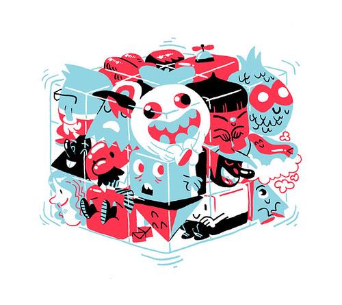 PagodaBox.com Cube
