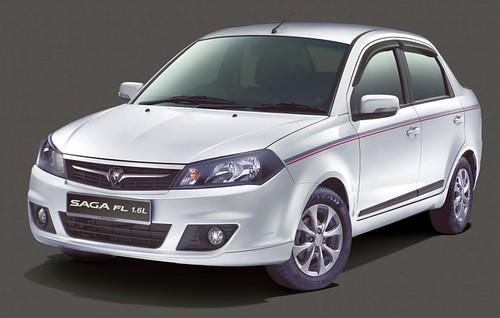 Proton Saga FL 1.6