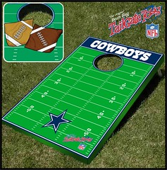 Dallas Cowboys Bean Bag Toss Game