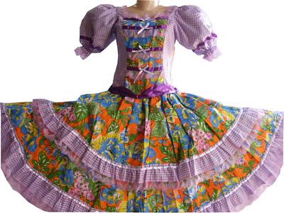 fotos de roupas para festa junina
