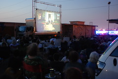 Drive-In Screening of Bottle Rocket May 21