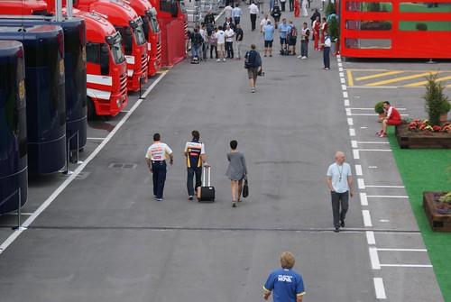 GP España 2009: Fernando Alonso