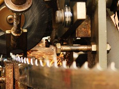 Fire & metal (*Amanda Richards) Tags: water metal fire air equipment sharpening 5elements theelements