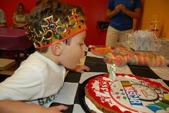 AJ's 5th Birthday Party