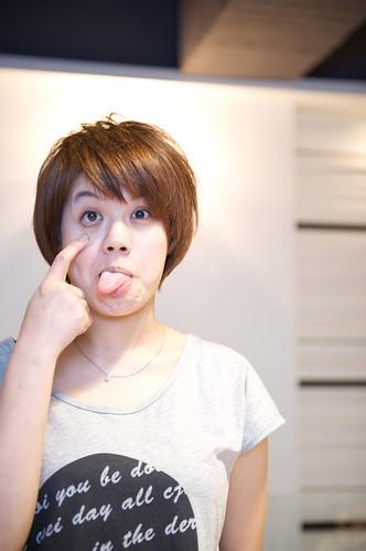 【女生髮型】短,短,短的髮型輪廓啦