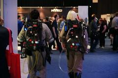 E3 crowd scenes