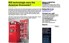 Will technologie save the American Economie