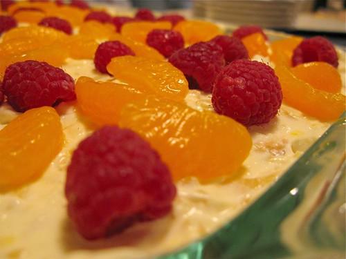 OrangesRaspberries