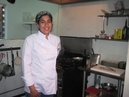 Ismene - Chef Restaurante del Parque