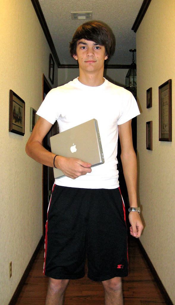 PowerBook Hallway