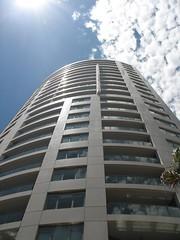 Quay West Suites Melbourne (vissi87) Tags: city urban heritage skyline modern buildings cosmopolitan dynamic australia melbourne victoria metropolis eurekatower yarrariver