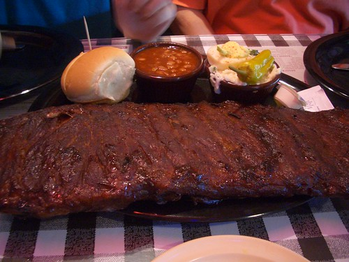 Germantown Commissary Full Rack Ribs