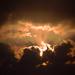 tramonto nuvoloso