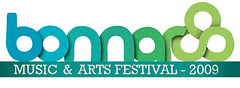 Bonnaroo Music & Arts Festival 2009 logo dealie