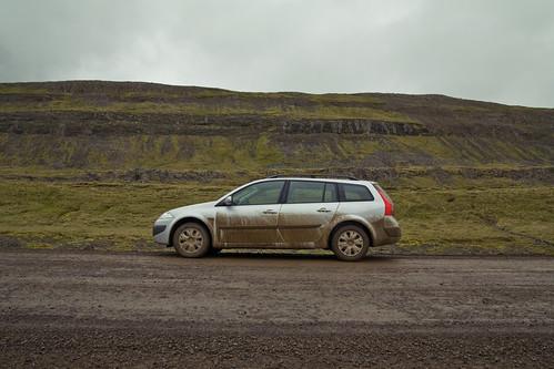 muddy megane