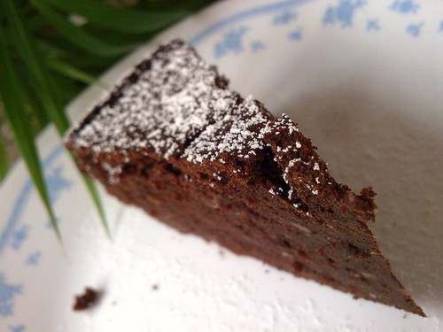 Garbanzo Bean Chocolate Cake Calories
