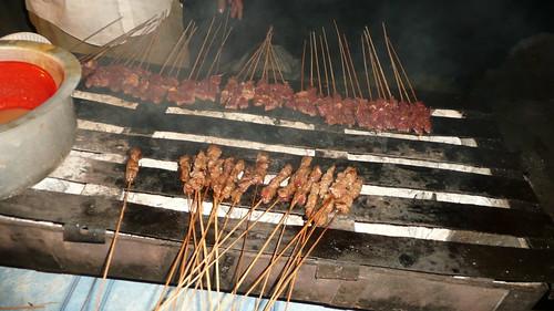Zanzibar night market