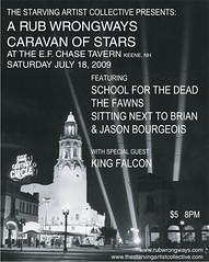 caravan of starsweb