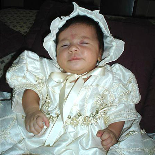 Victoria-bautismo