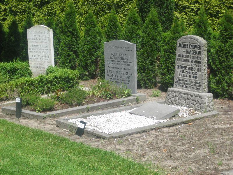 Brandenburg cemetery, De Bilt